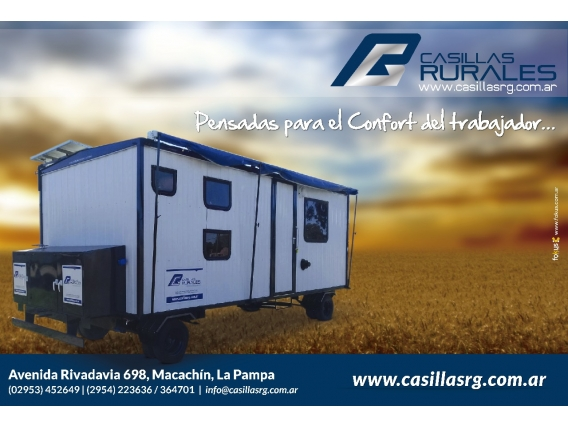 Casilla Rural Rg Modelo 6800