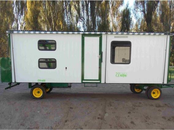 Casilla Rurales Alfa Cr-600