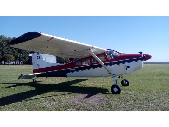 Cessna 185 A
