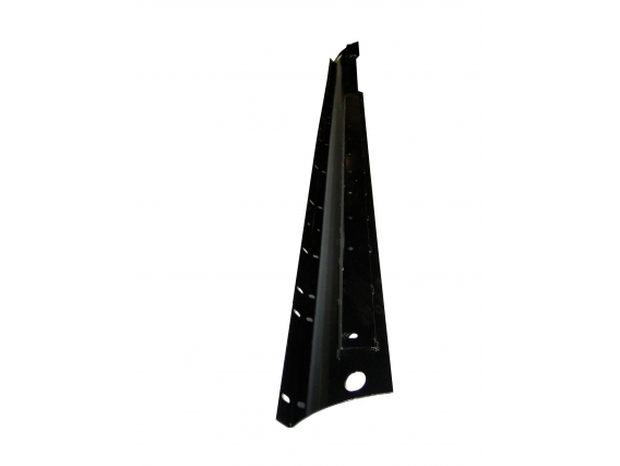 Chapa Lateral Larg Para Cosech New Holland Cr9080 Derch