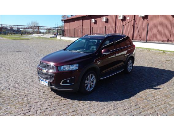 Chevrolet Captiva Ltz 2.2 D At