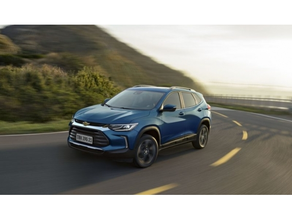 Chevrolet Tracker 1.2T At
