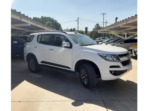 Chevrolet Trailblazer 2.8 Ctdi 4X4 Ltz A/t 2017