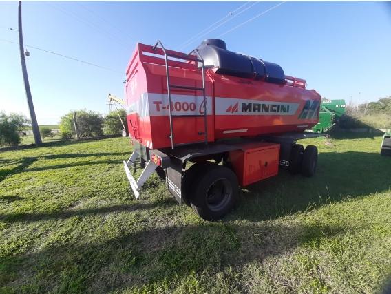 Cisterna Mancini T40