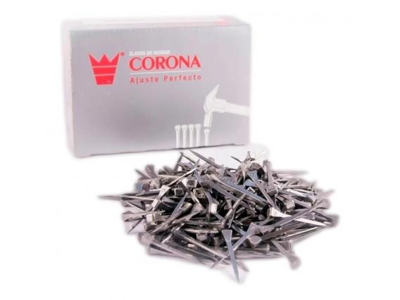 Clavos Corona Mustad X 250u  Para Herrado Caballo