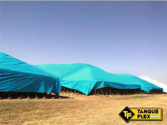 Cobertores De Lona Tanque Flex Para Celdas Australianas