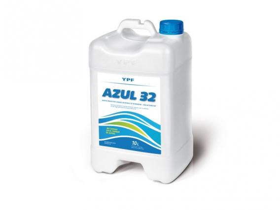 Combustible Azul 32