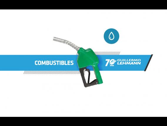 Combustibles Diesel - Mínimo 5000 Litros