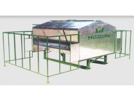 Comedero Para Terneros Mozzoni 2,44Mts