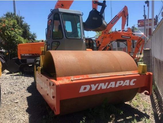 Compactador Liso Dynapac Ca25.