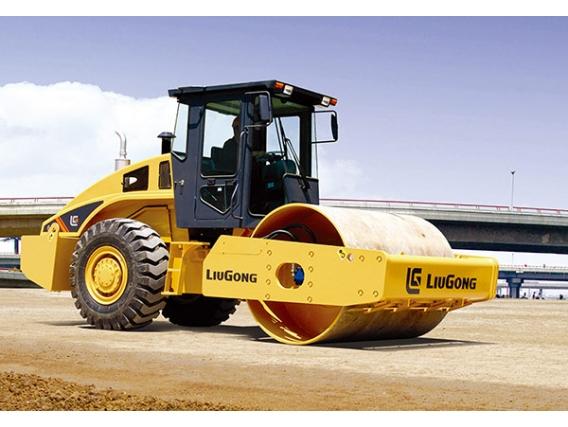 Compactador Liugong Clg 616