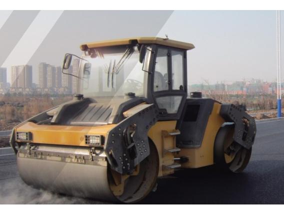 Compactador Liugong Clg 6212E