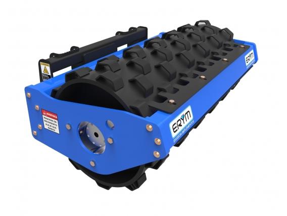Compactador Para Minicargadora