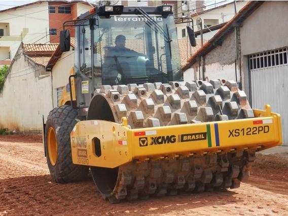 Compactadora Xcmg Xd 122 107 Hp