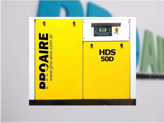 Compresor De Aire A Tornillo 50 Hp Pro Aire