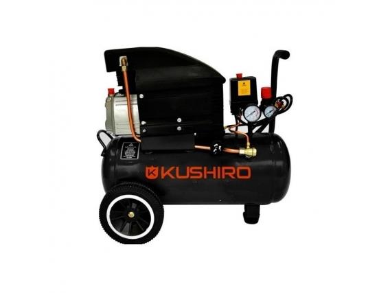 Compresor Kushiro 25 Lts 2Hp 8 Bar
