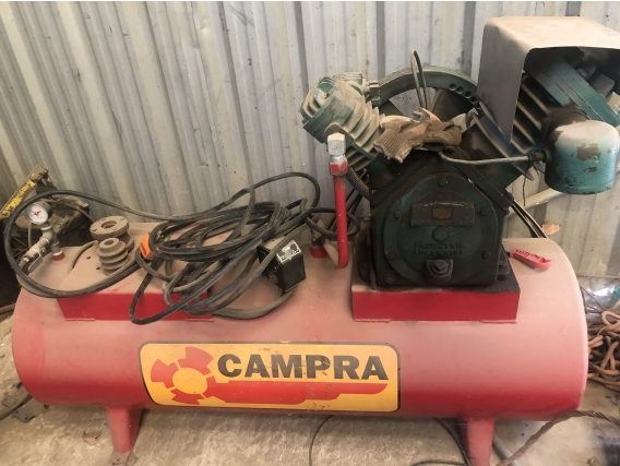 Compresor Campra 5Hp