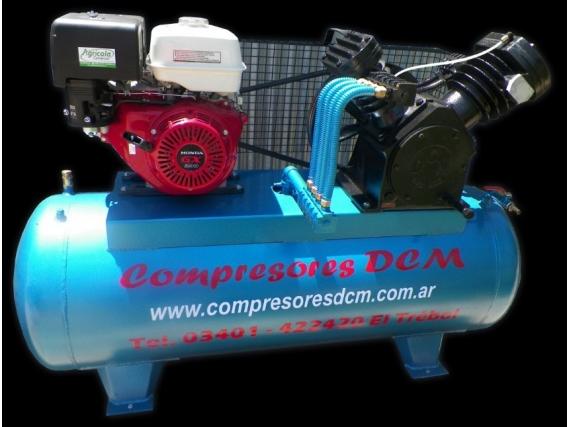Compresor Dcm  5, 5 Hp