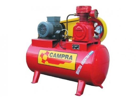 Compresor De Aire Campra 1 Hp Monocilíndrico