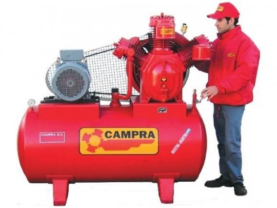 Compresor De Aire Campra 25 Hp