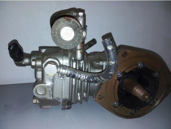Compresor Nuevo Knorr Motor Mwm