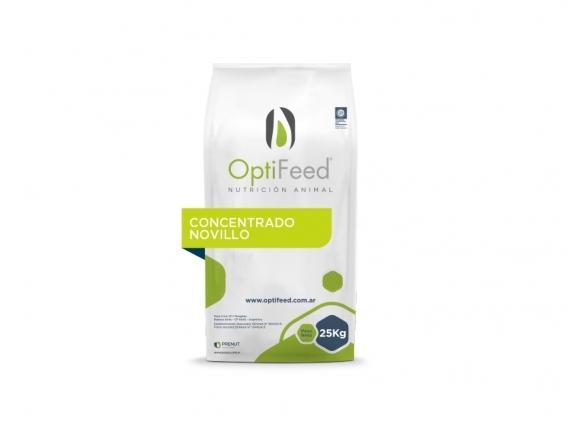 Concentrado Optifeed Novillo