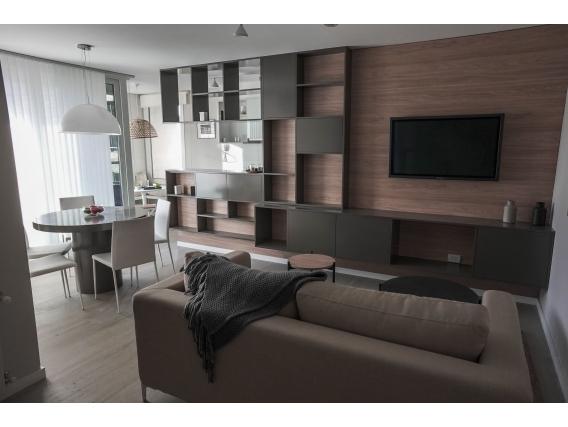 Departamento 3 Ambientes 102 m² en Condo Refinería Emprendimiento Inmobiliario Rosario Unidad 00-32