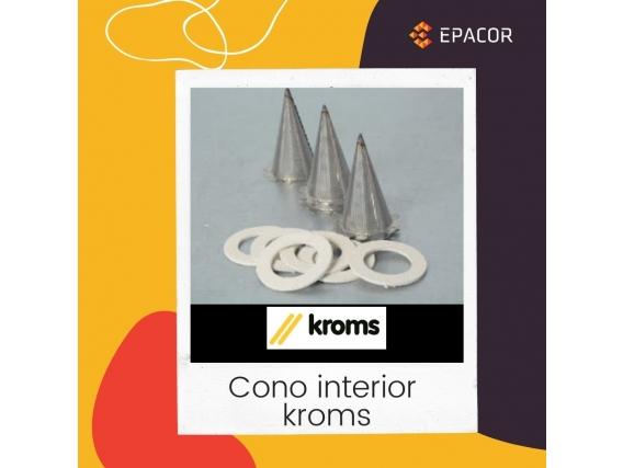 Cono Interior Y Junta Kroms 5000