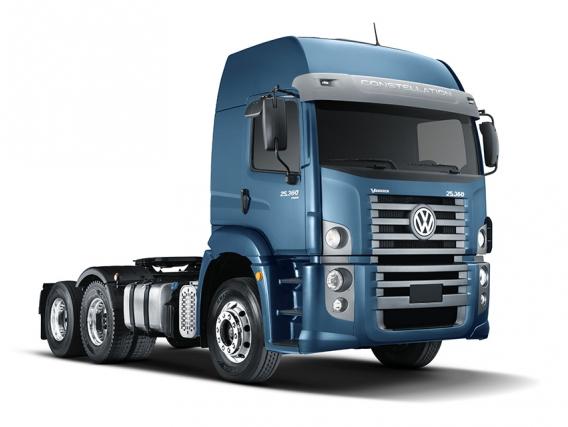Camión Volkswagen Constellation 25.360