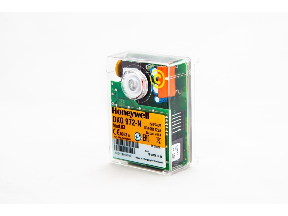 Control De Llama Electrónico Honeywell DKG 972-3