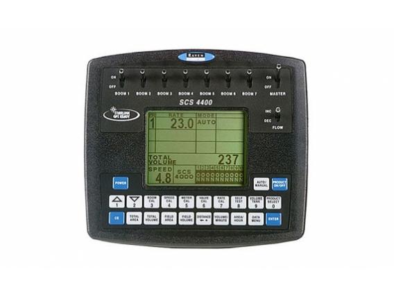 Controlador De Pulverización Raven Scs 4400