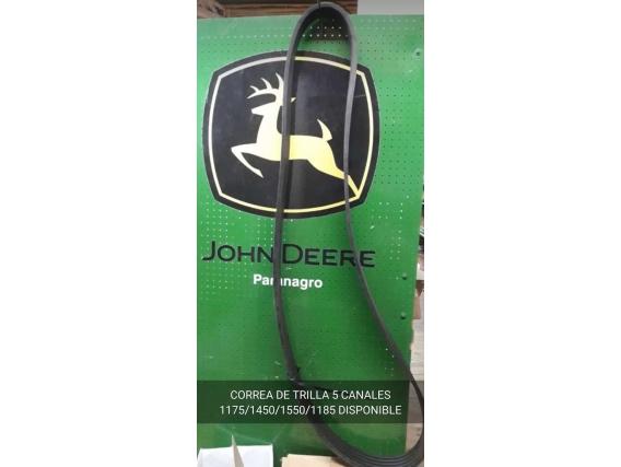 Correa De Trilla John Deere 5 Guias