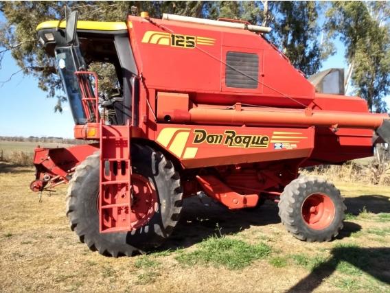 Cosechadora Don Roque RV 125 M