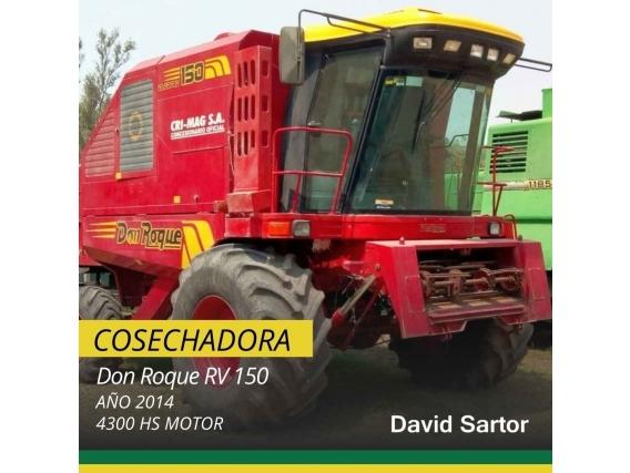 Cosechadora Don Roque RV 150 E