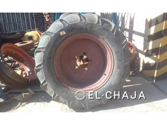 Cubierta Agricola Para Tractor Marca Fate 12-4-24 De 6