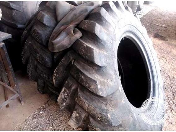 Cubierta Michelín 17.5.25. Para Tractores