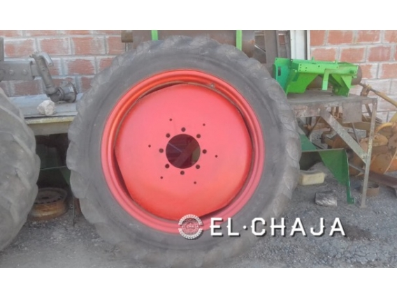 Cubierta Para Tractor Marca Firestone 13.6.38 De 6 Tela