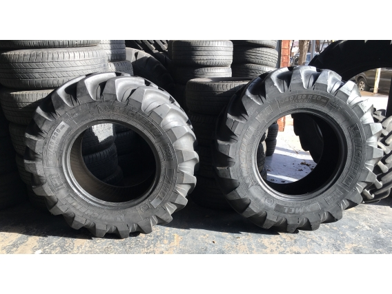 Cubiertas 340/80-20 Michelin