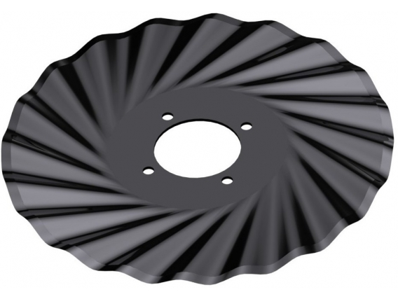 Cuchilla Turbo Ingersoll 20 Ondas 5161 Dc9