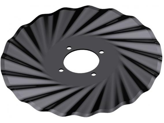 Cuchilla Turbo Ingersoll 20 Ondas 5161 L12