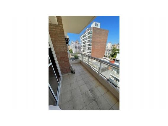 Departamento 1 Dormitorio Con Balcon J.m. De Rosas 1335