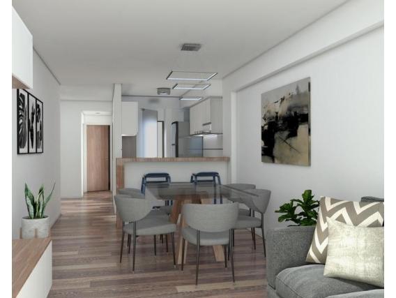 Departamento 3 Dormitorios 103 M2 - Av. Pellegrini 2680