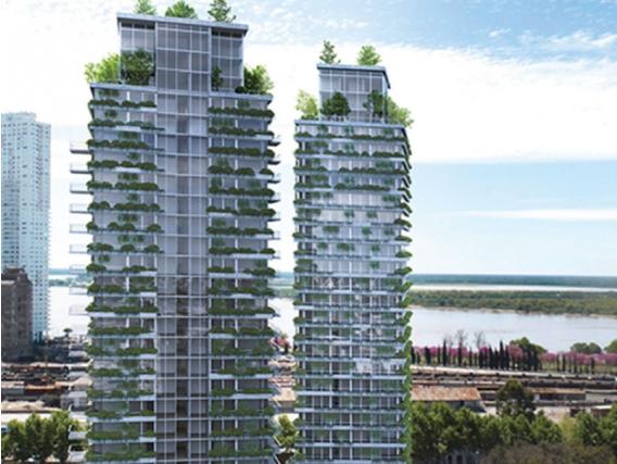 Departamento 4 Ambientes 283 M² En Costavia Emprendimiento Inmobiliario Rosario Unidad 15 - 02