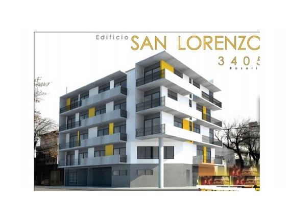 Departamento En Venta Rosario San Lorenzo 3400