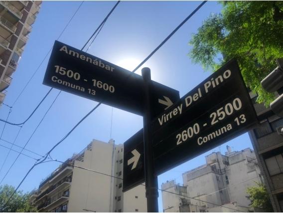 Depto Dos Ambientes En La Excelente Zona De Belgrano