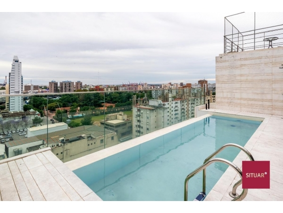 Depto En Venta 1 Dormitorio 39 M2 - Colón Y Brasil