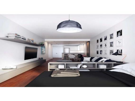 Depto En Venta 1 Dormitorio 58 M2 - Rivadavia 8879 4C