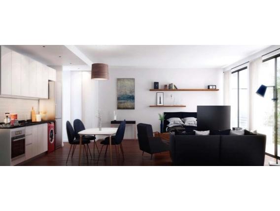 Depto En Venta 1 Dormitorio 58 M2 - Rivadavia 8879 3C