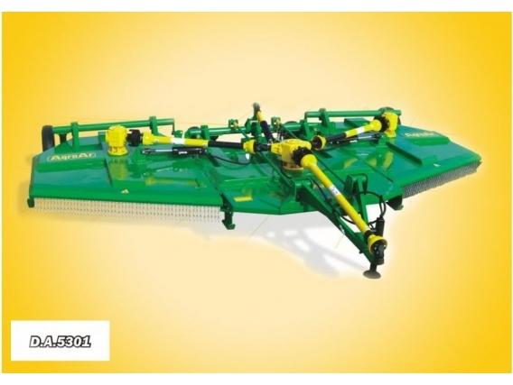 Desmalezadora Articulada Agroar D.a. 5301