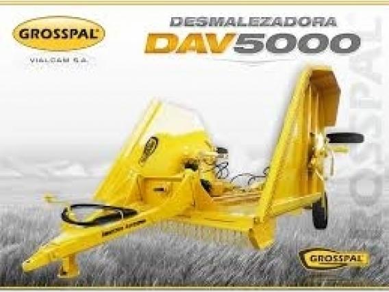 Desmalezadora Articulada Grosspal Dav 3500 / 5000